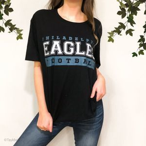 NFL Philadelphia Eagles Football Team T Shirt Tee